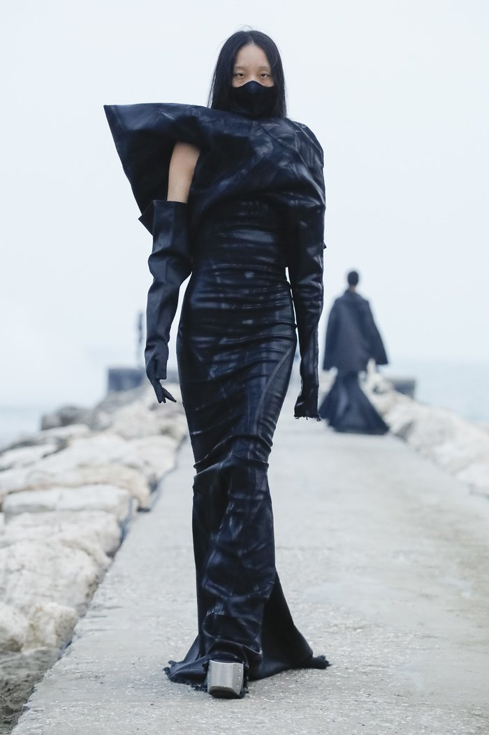 Collections cover rick owens rtw fw21 35