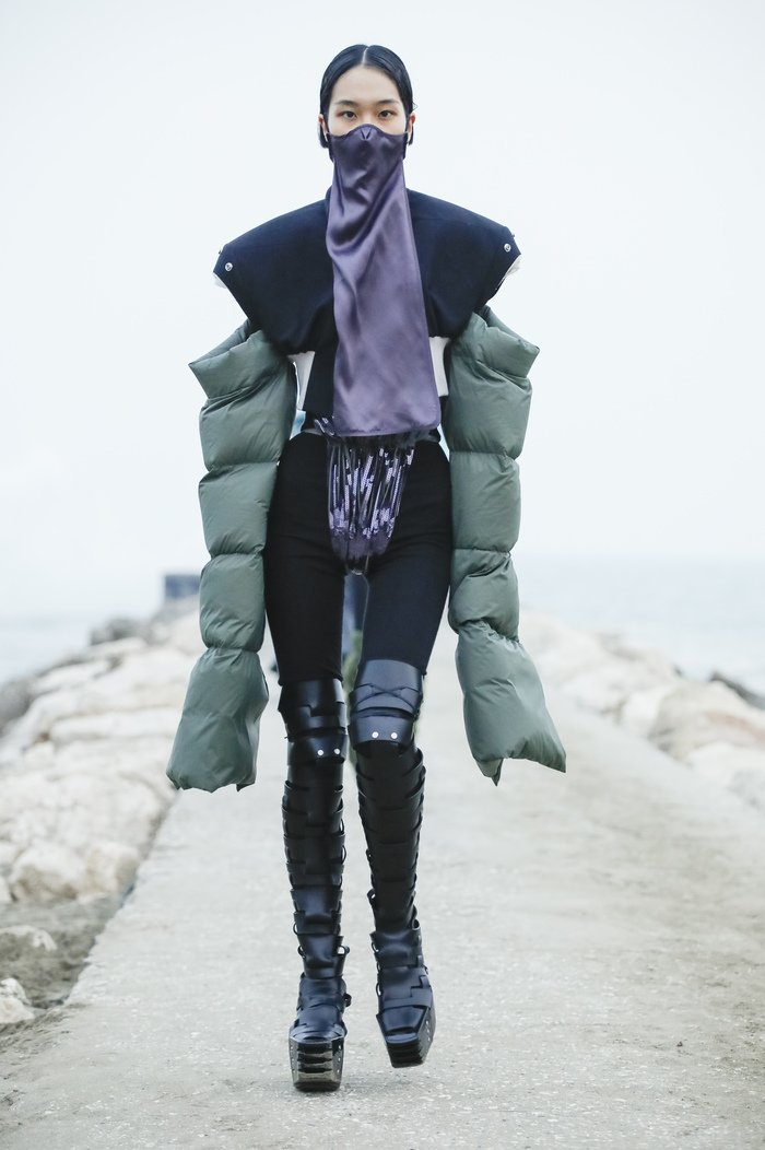 Collections cover rick owens rtw fw21 40