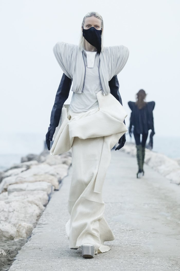 Collections cover rick owens rtw fw21 36