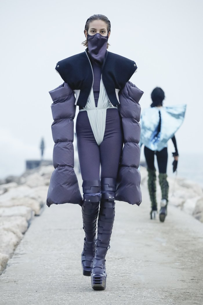 Collections cover rick owens rtw fw21 34
