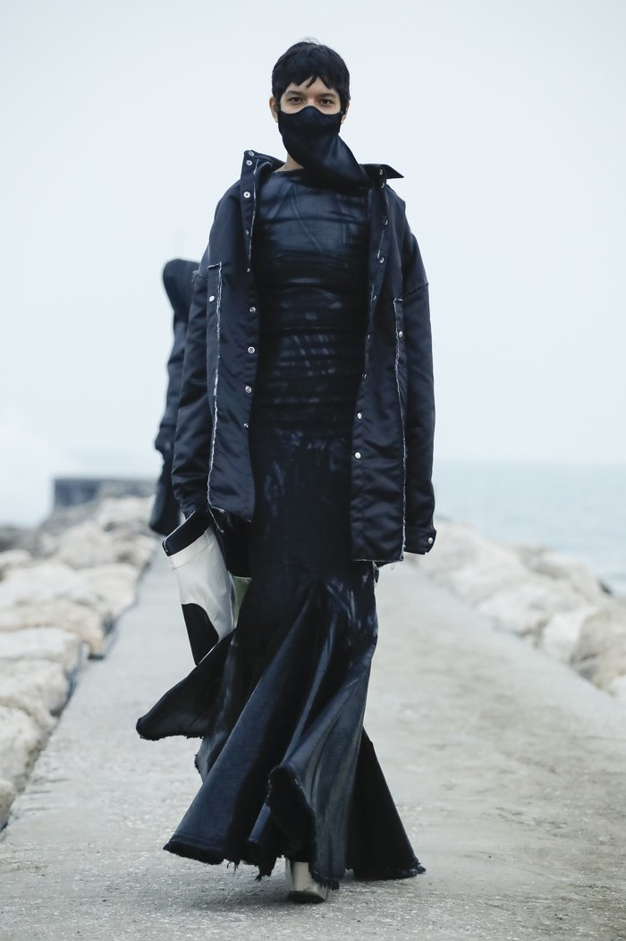 Collections cover rick owens rtw fw21 42