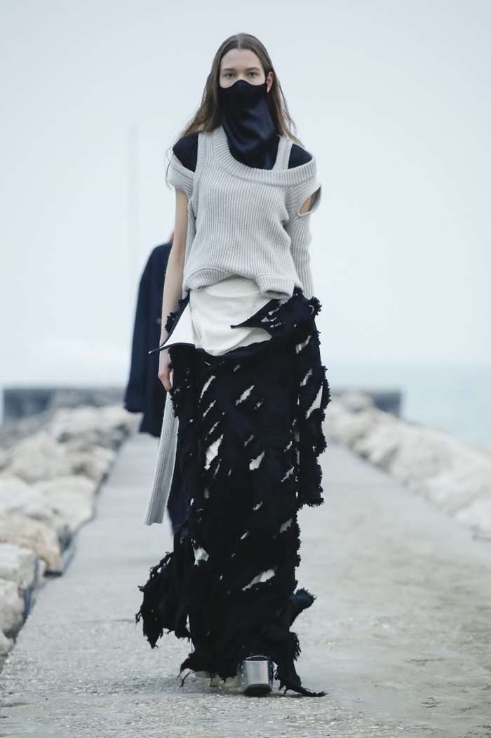 Collections cover rick owens rtw fw21 45