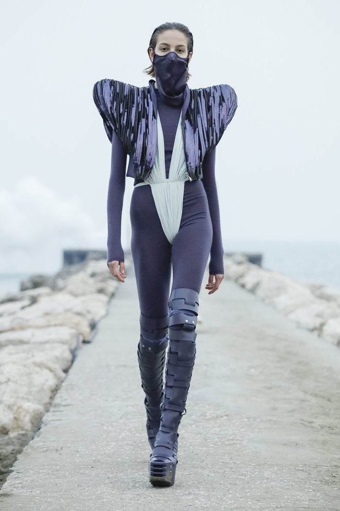 Collections cover rick owens rtw fw21 47