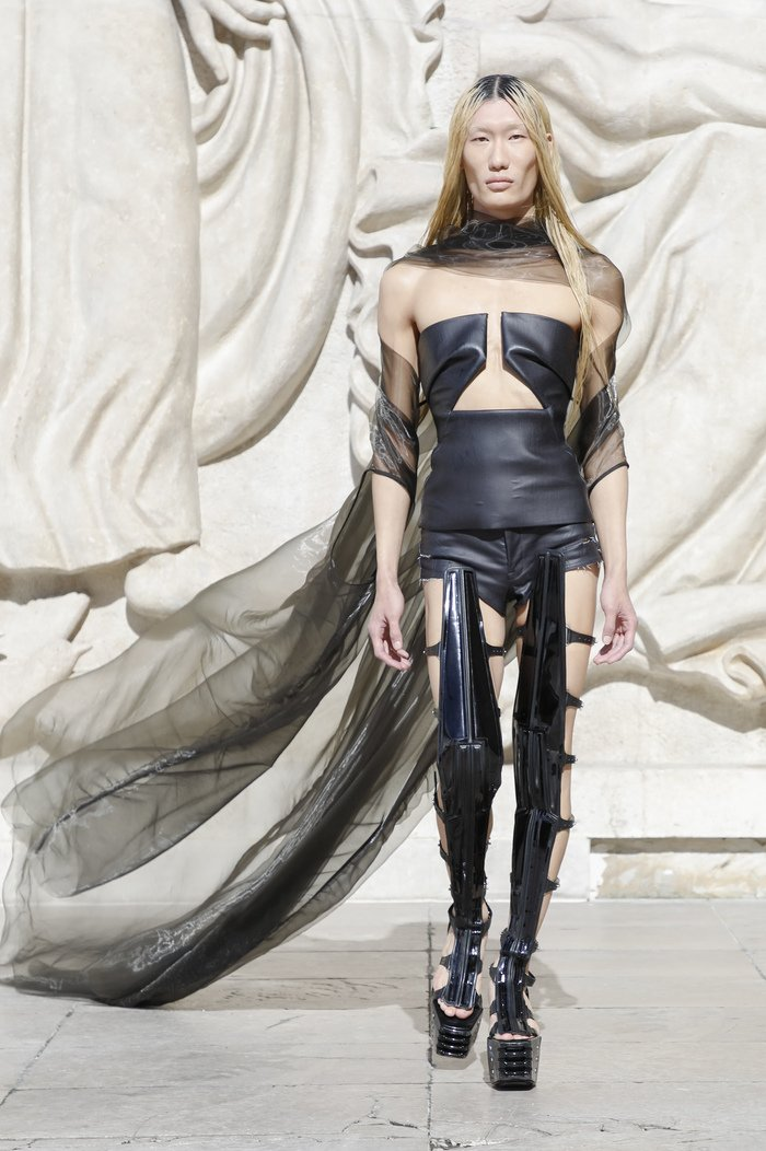 Collections cover rick owens rtw ss22 0941