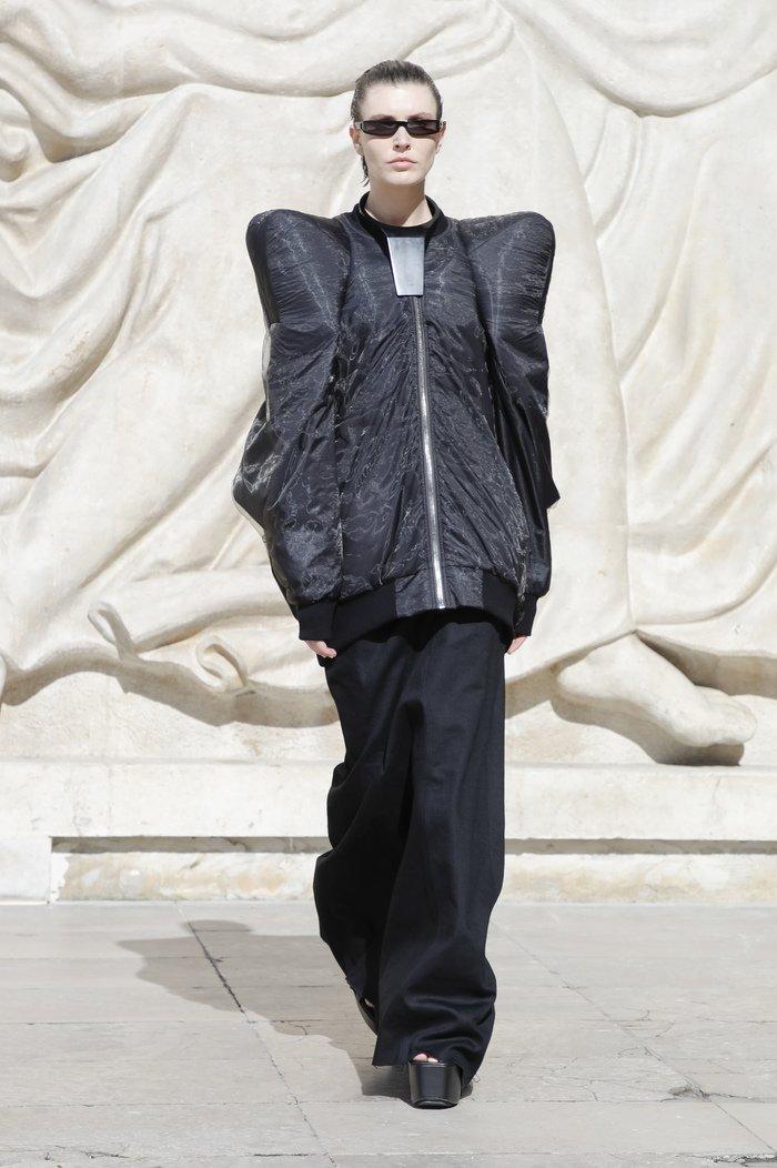 Collections cover rick owens rtw ss22 1145