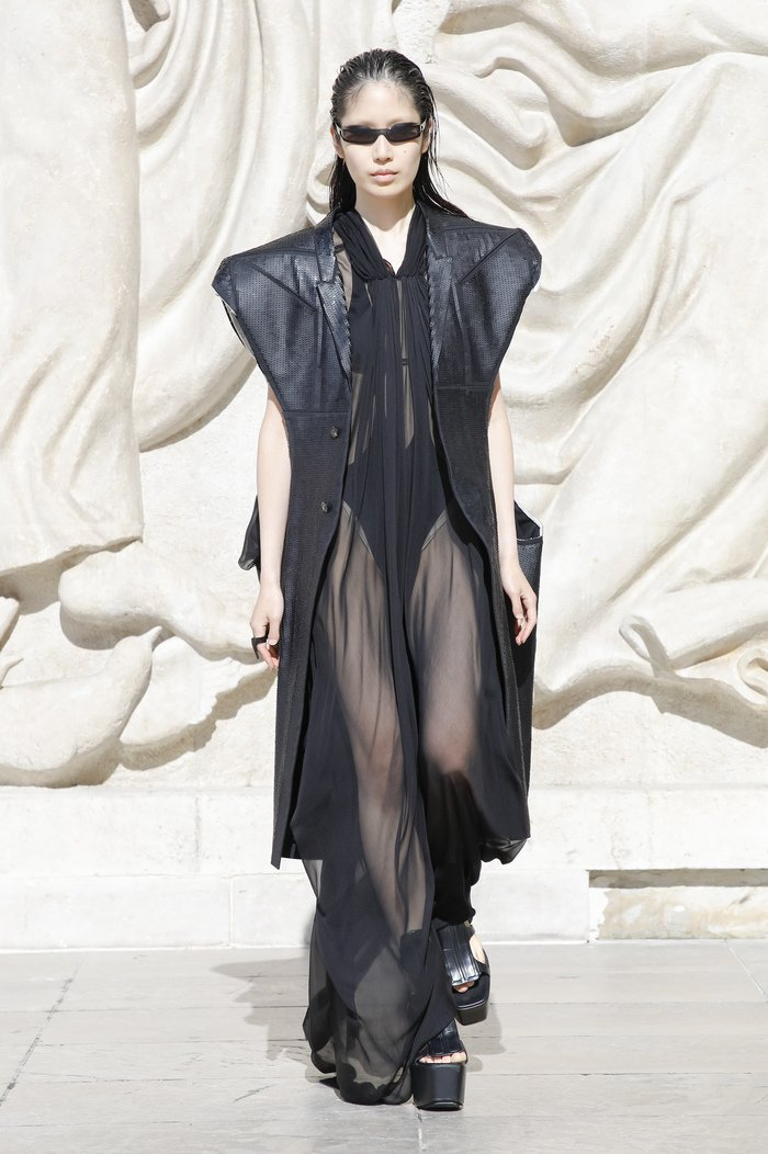 Collections cover rick owens rtw ss22 1077