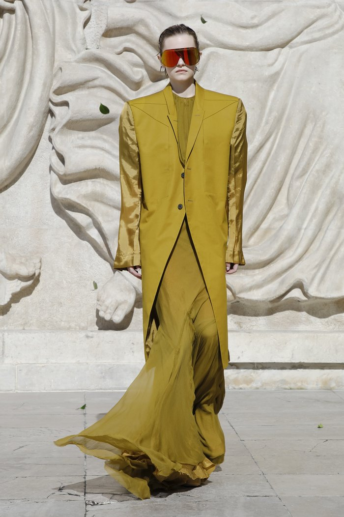 Collections cover rick owens rtw ss22 1288
