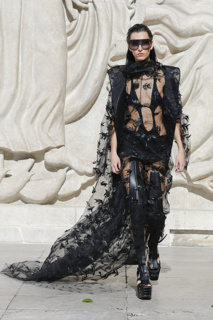 Collections cover rick owens rtw ss22 1381