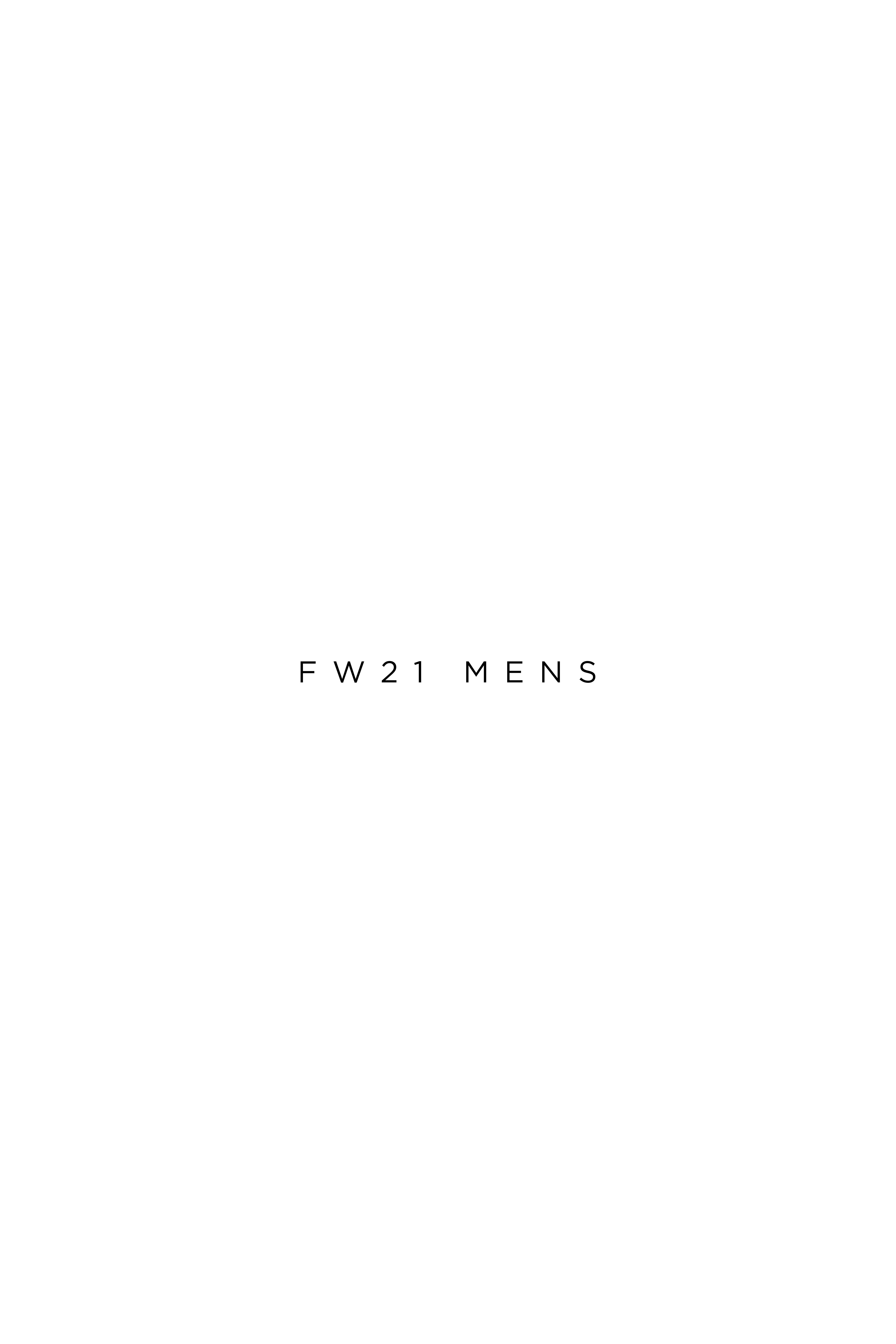 Fw21 mens