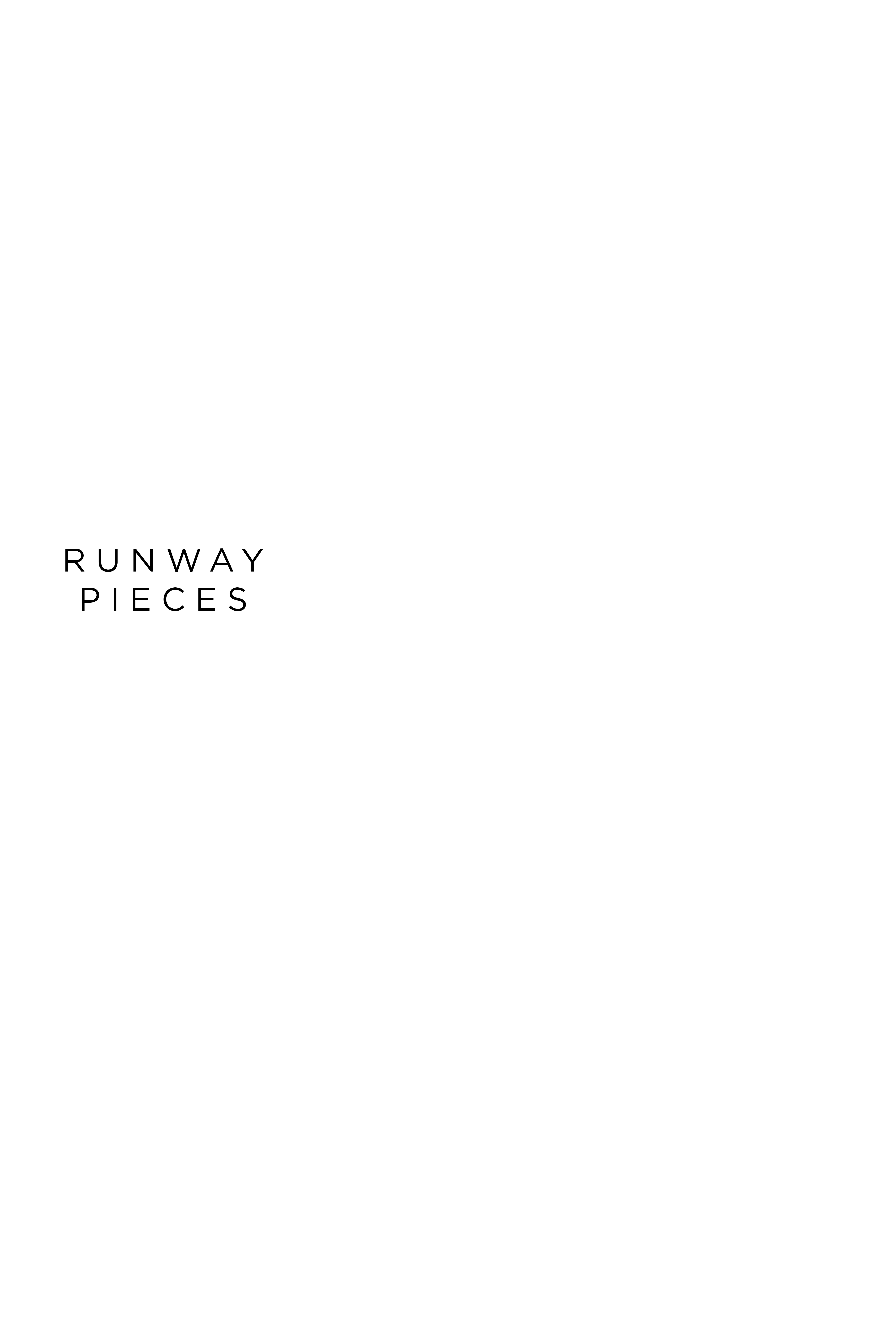 Runwaypieces