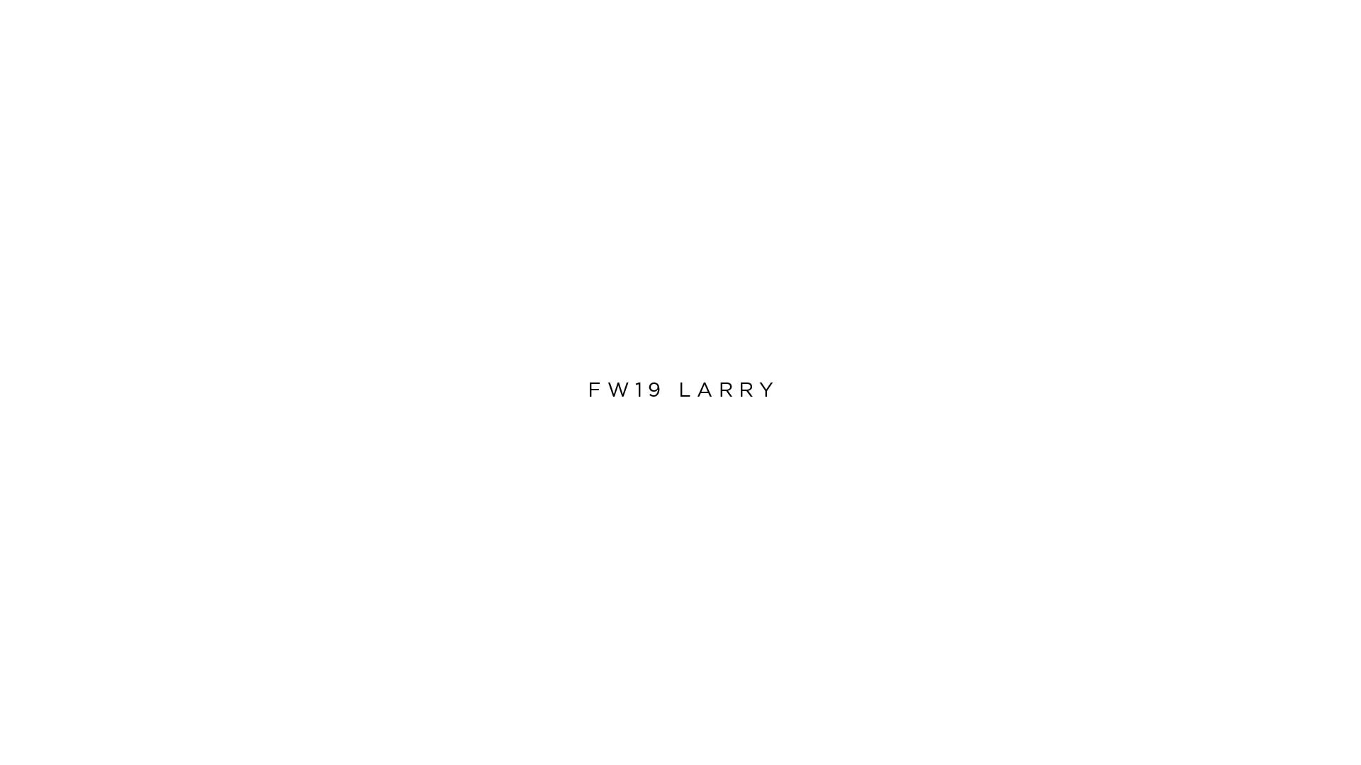 Larry fw19