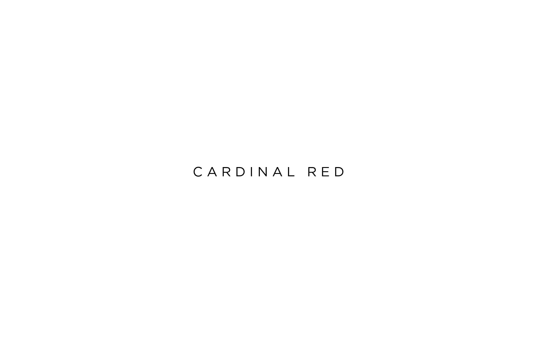 Cardinal red 3