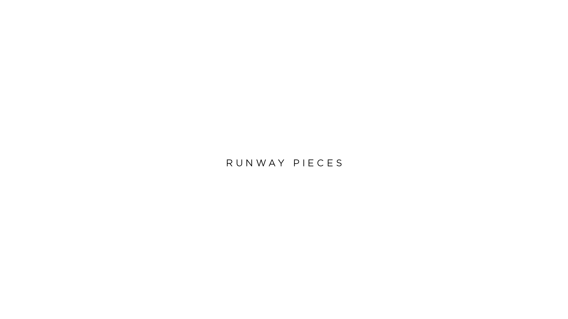 Runway pieces video 2
