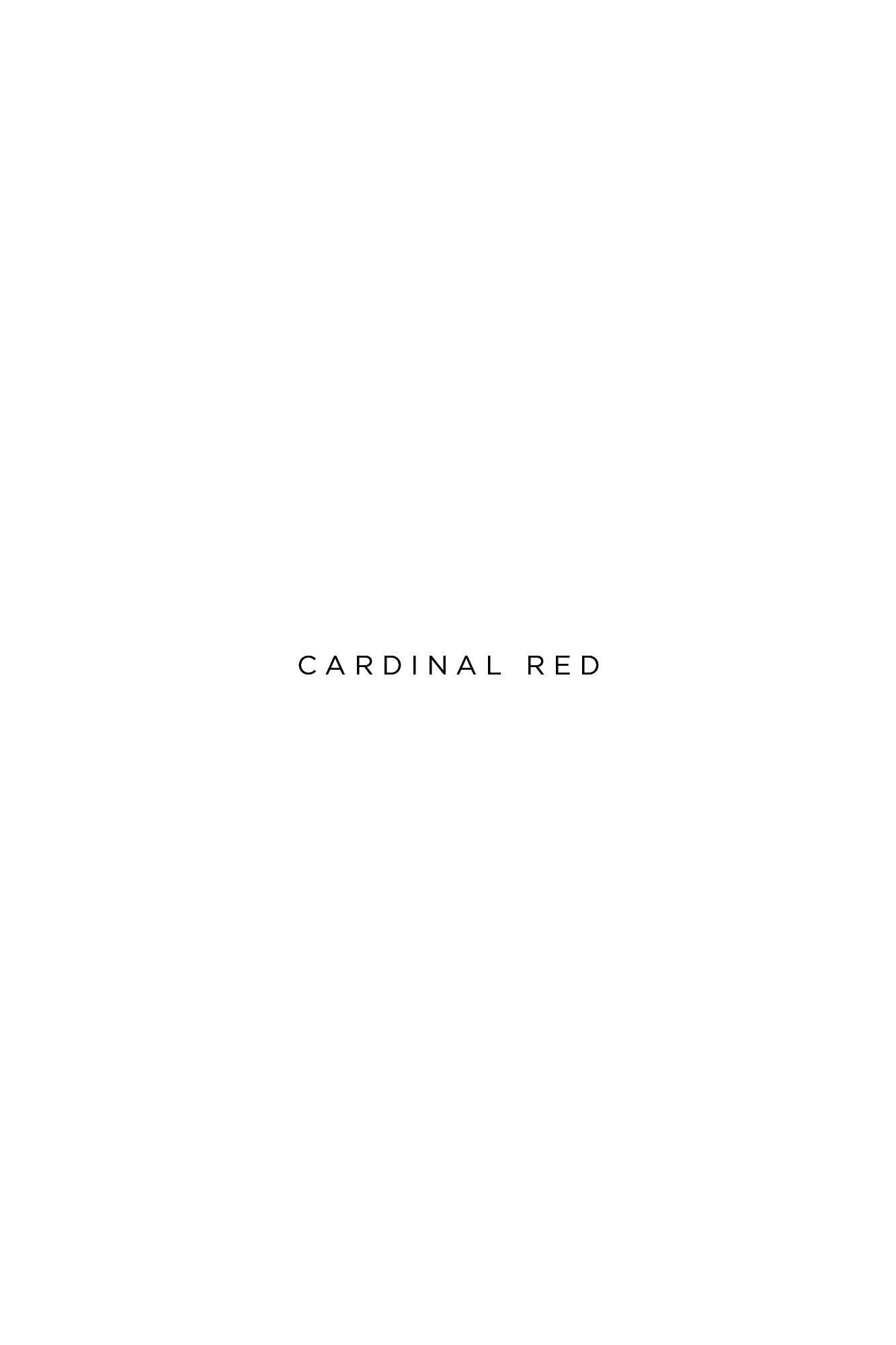 Cardinal red 2