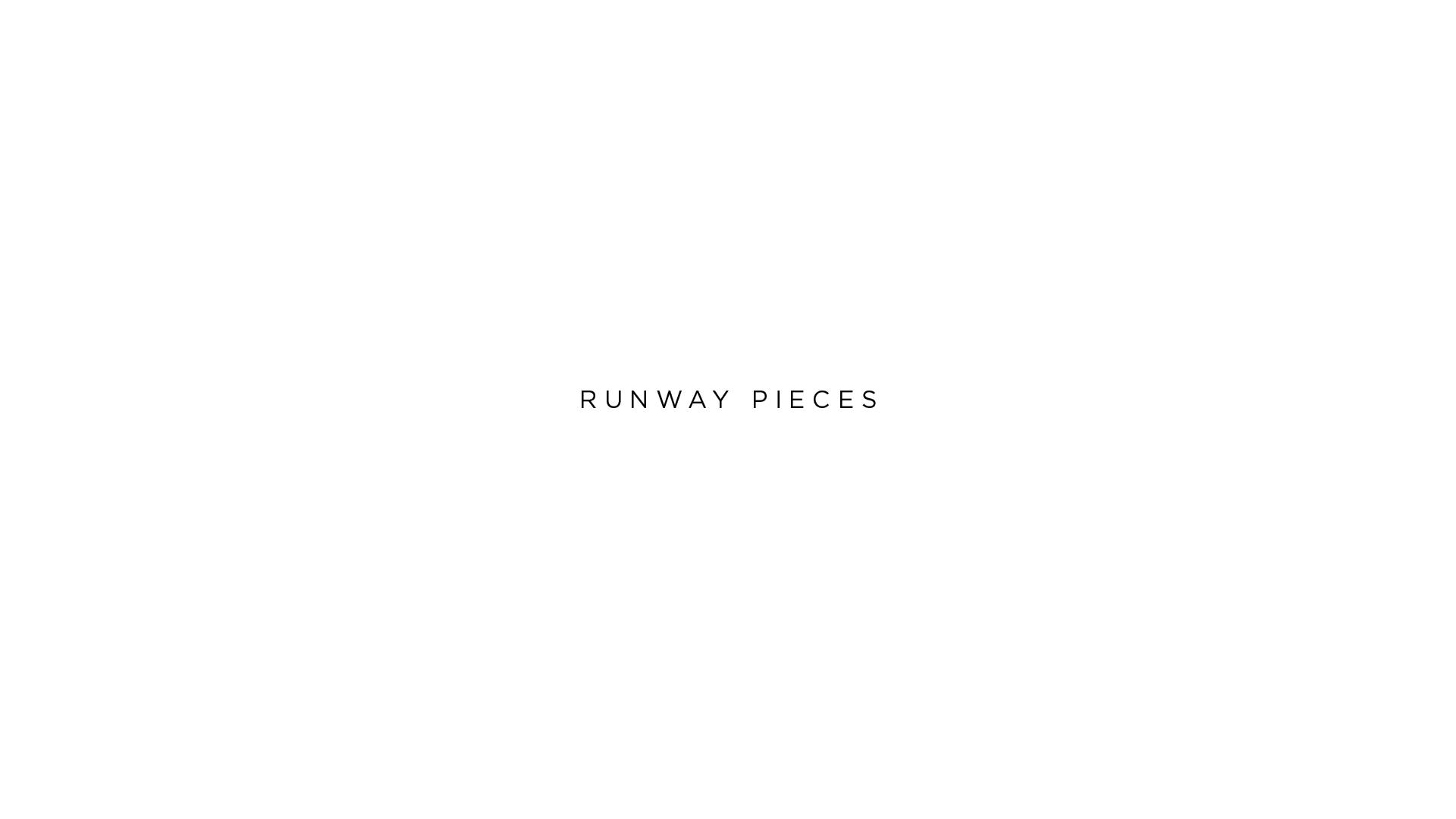 Runway pieces4
