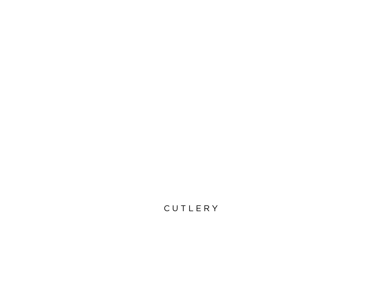 Cutlery ultimo