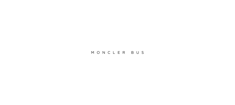 Moncler bus