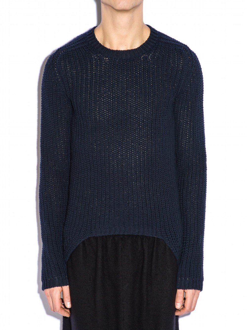 cashmere crew neck jumper - Green Rick Owens Genuine Cheap Online Outlet Store Cheap Price Free Shipping 2018 New J61CBNnw