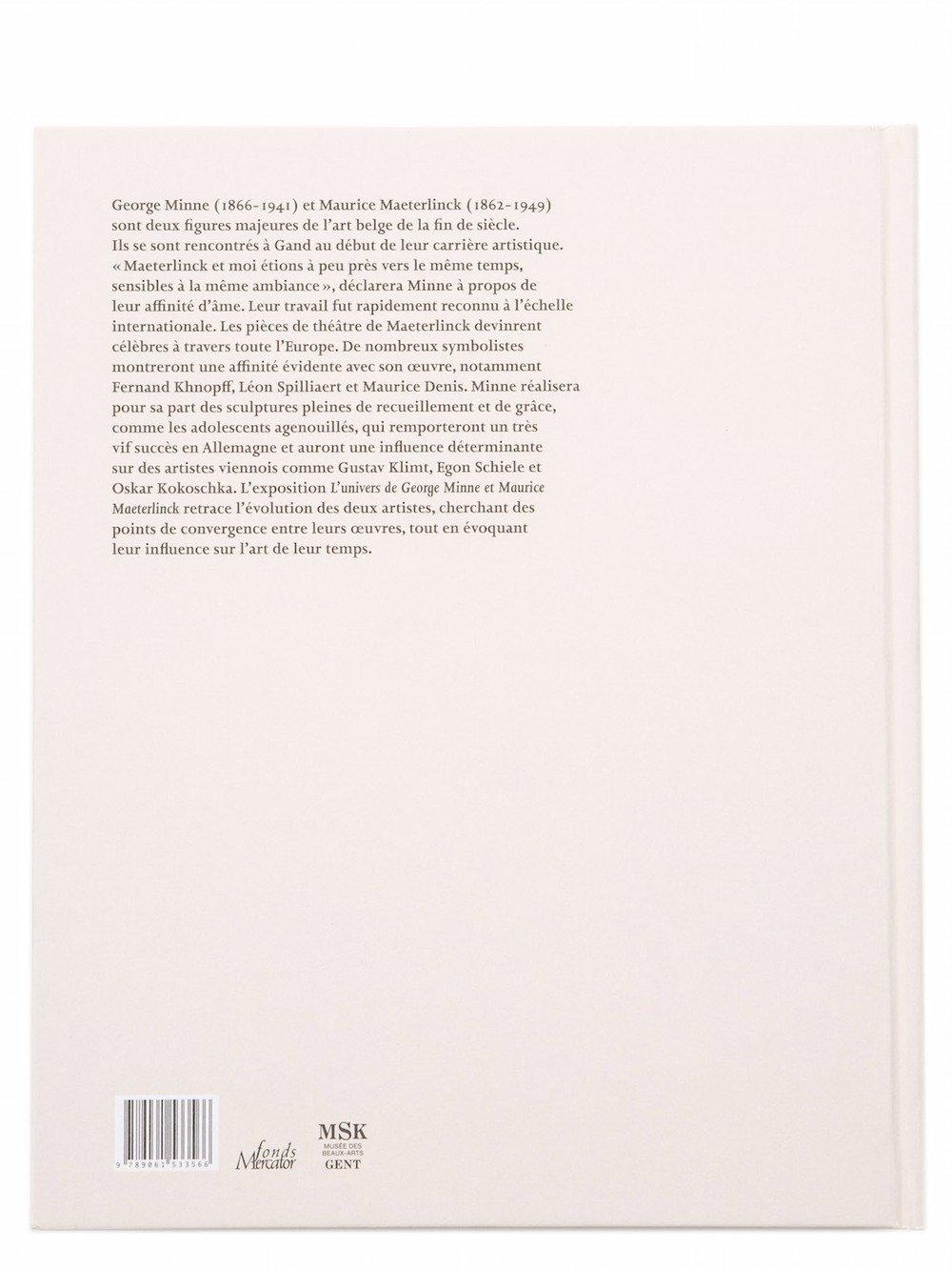 "RICK OWENS - ""L'UNIVERS DE GEORGE MINNE AND MAURICE MAETERLINCK"""