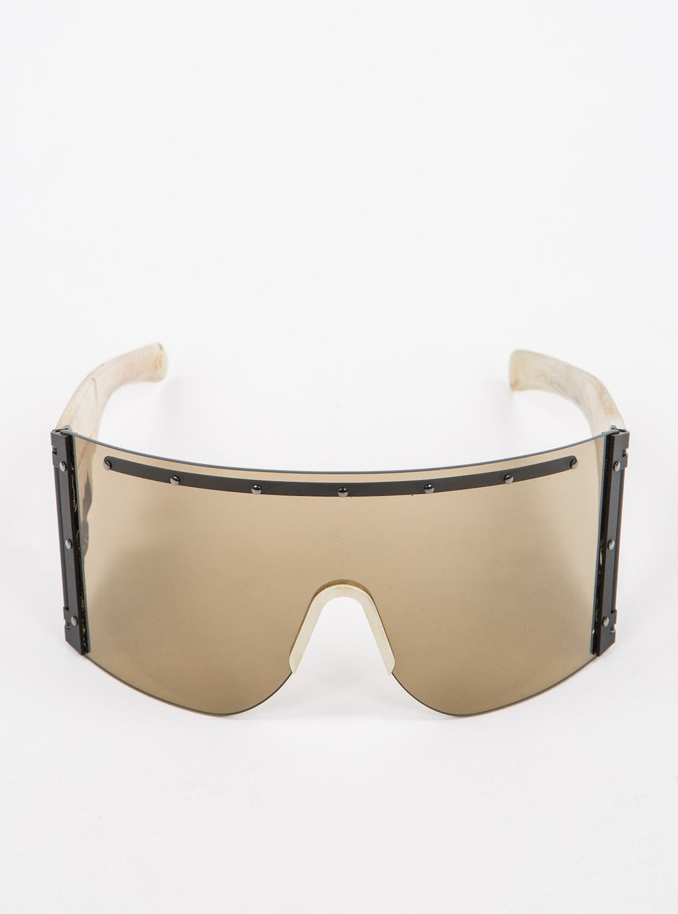 RICK OWENS - HIGH MASK SUNGLASSES