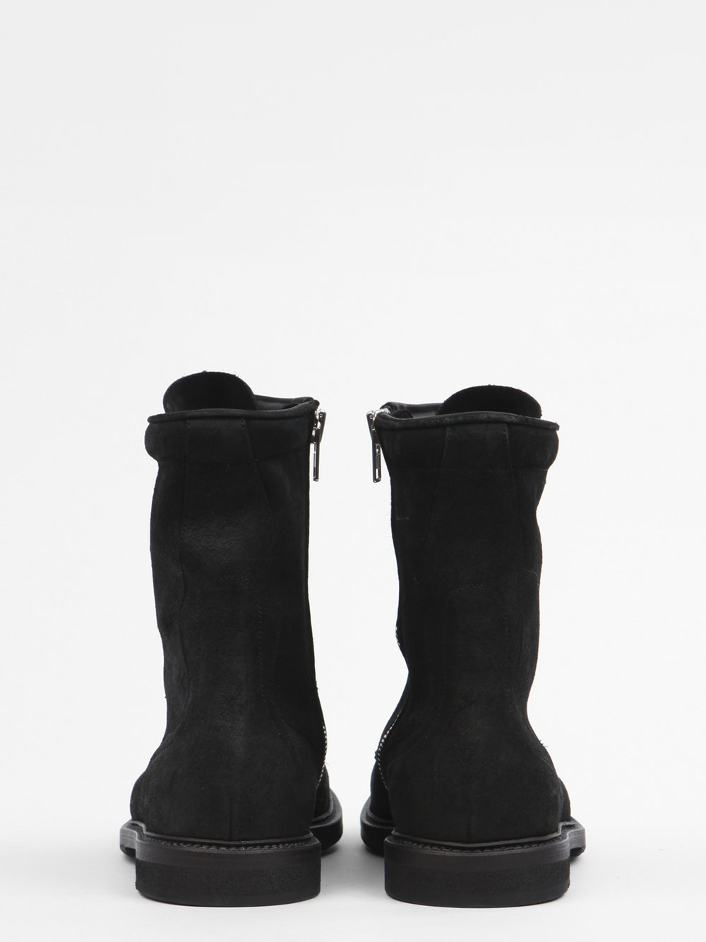 RICK OWENS - ARMY BOOTS