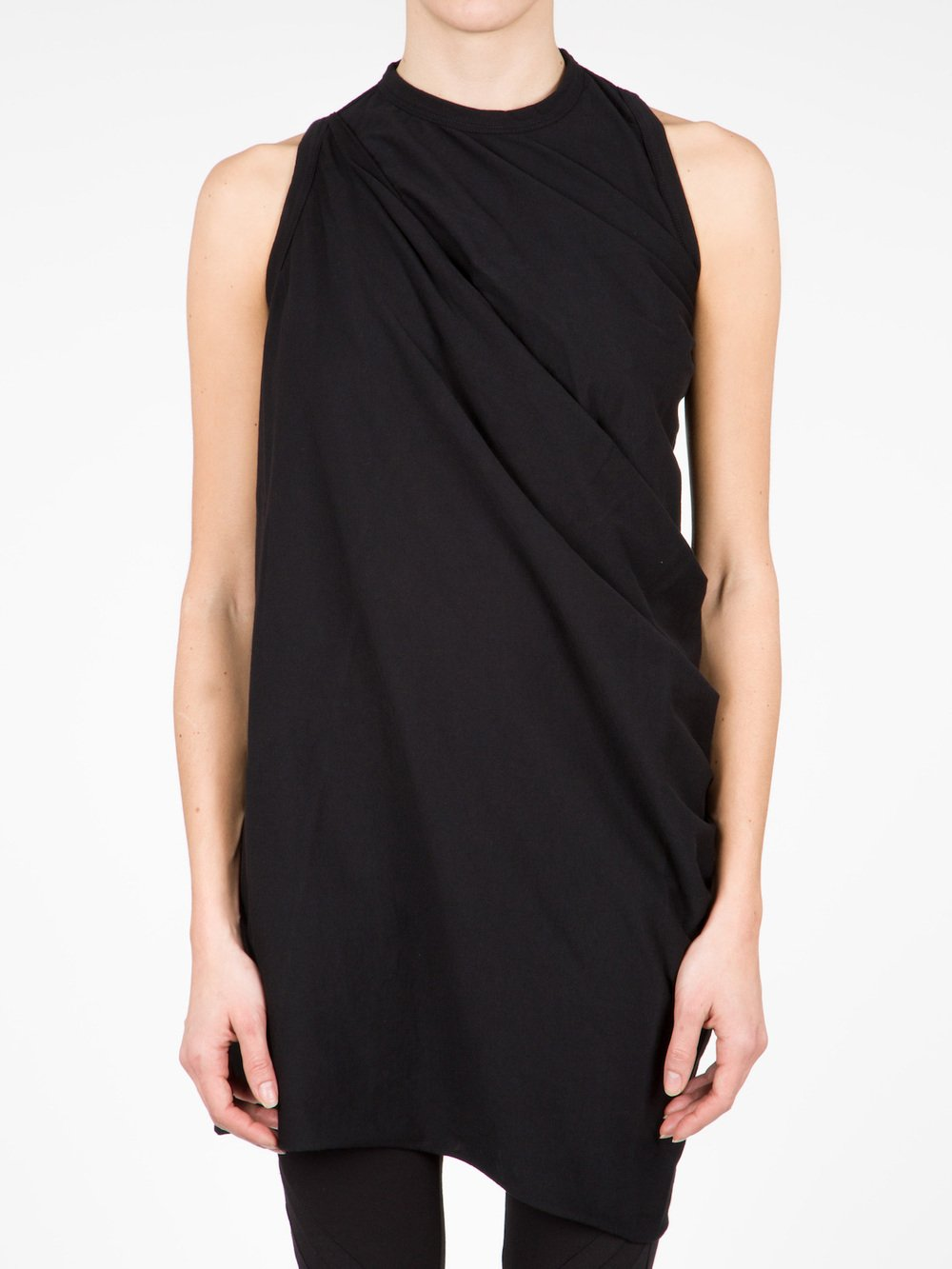 RICK OWENS LILIES - TUNIC DRESS