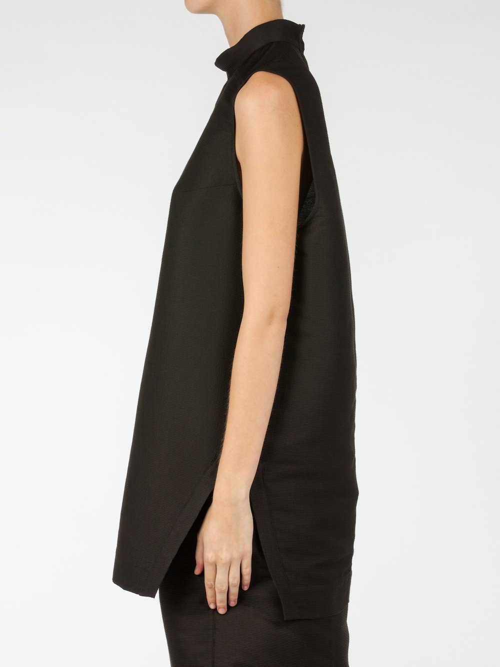 RICK OWENS - TURTLE TOP