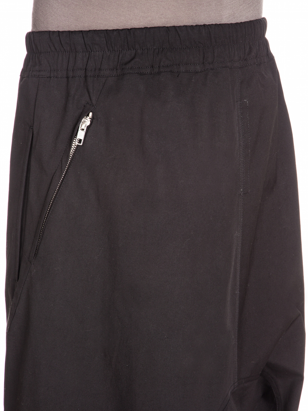 RICK OWENS BASKET SWINGER SHORTS