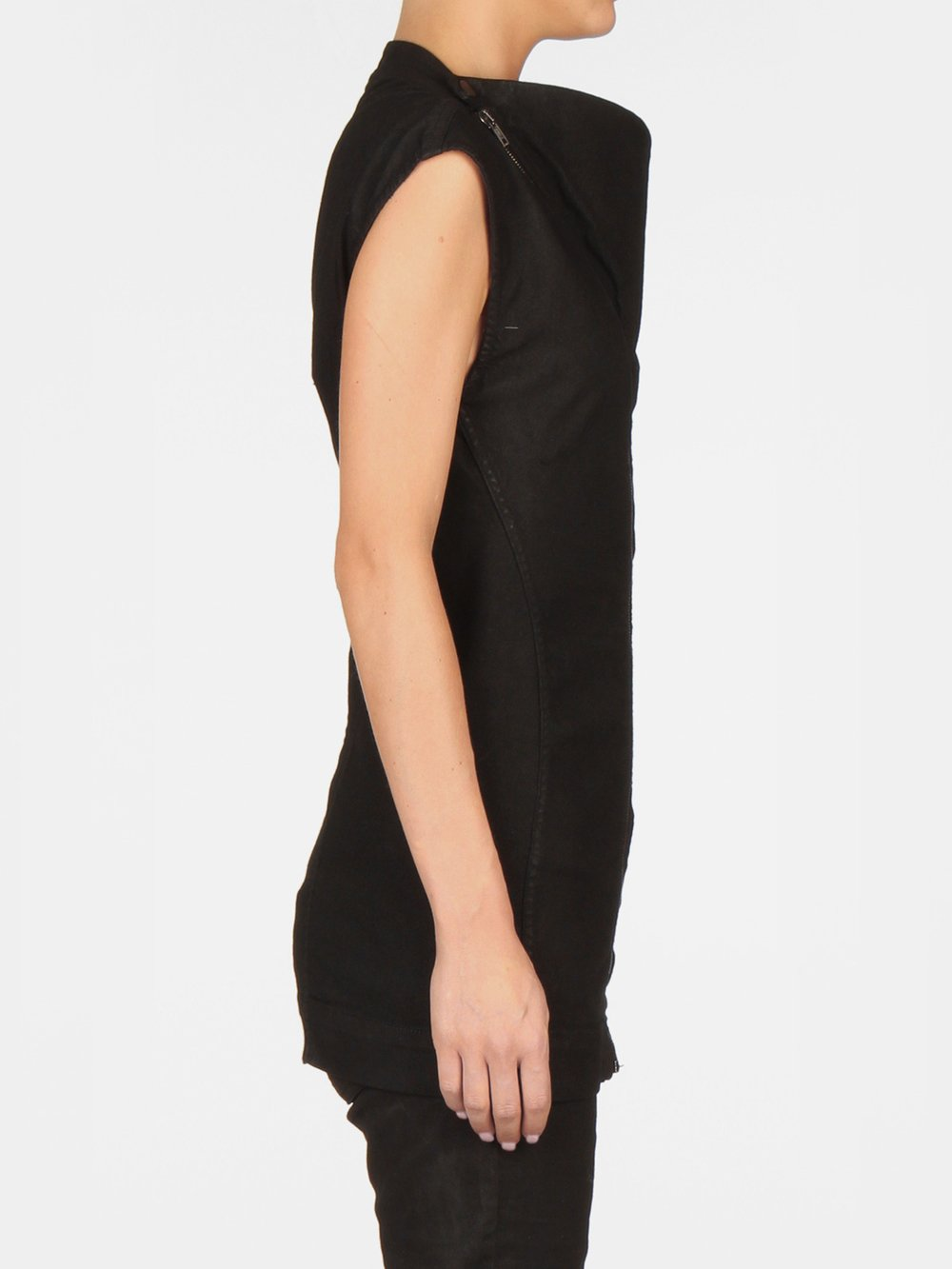 RICK OWENS DRKSHDW - SHELL TOP