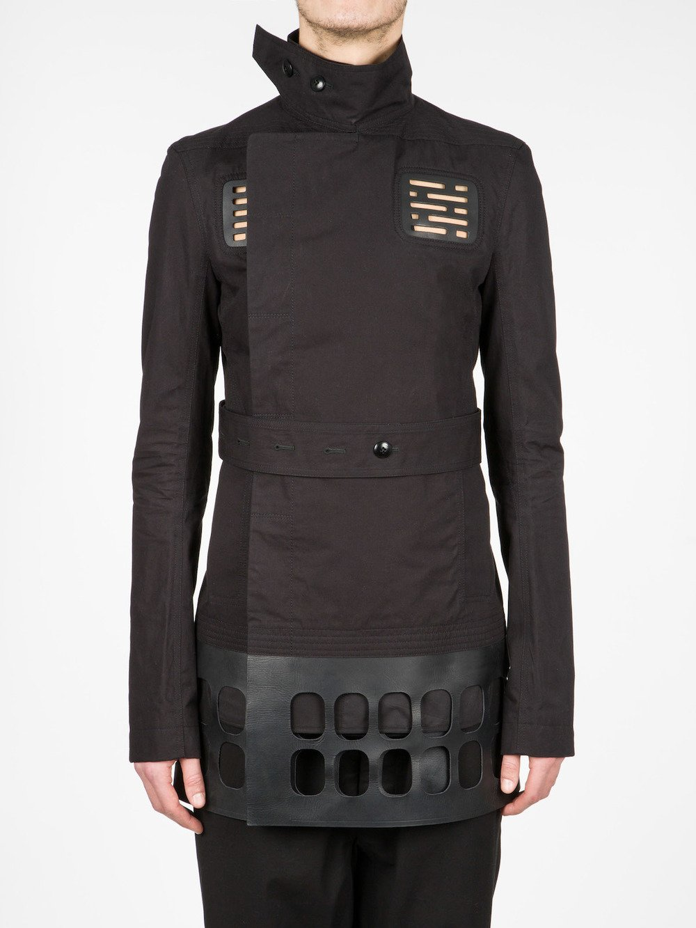 RICK OWENS - SAFETY PEATRENCH