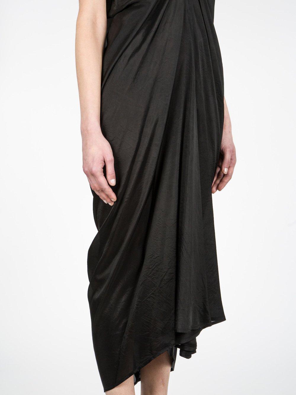 RICK OWENS - LOBSTER DRESS