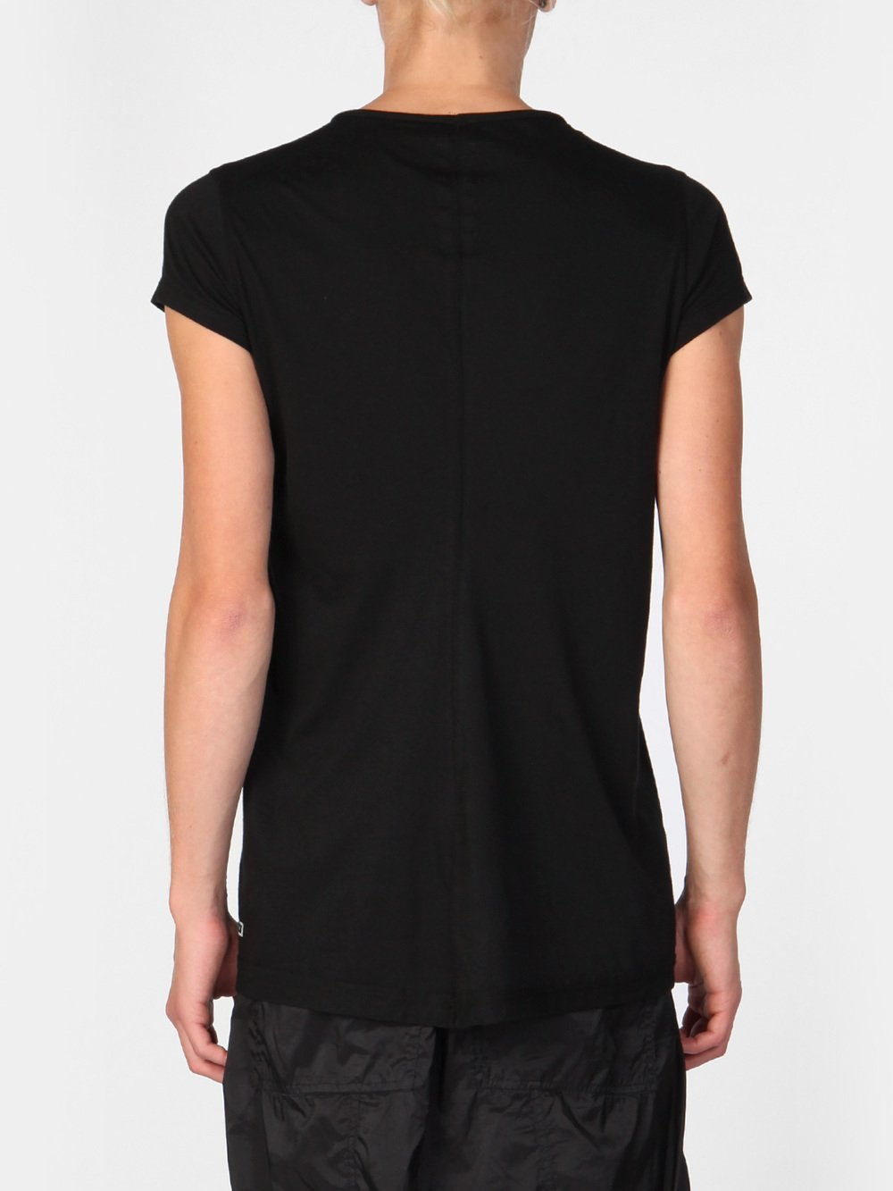 RICK OWENS DRKSHDW - LEVEL RIBBON TEE