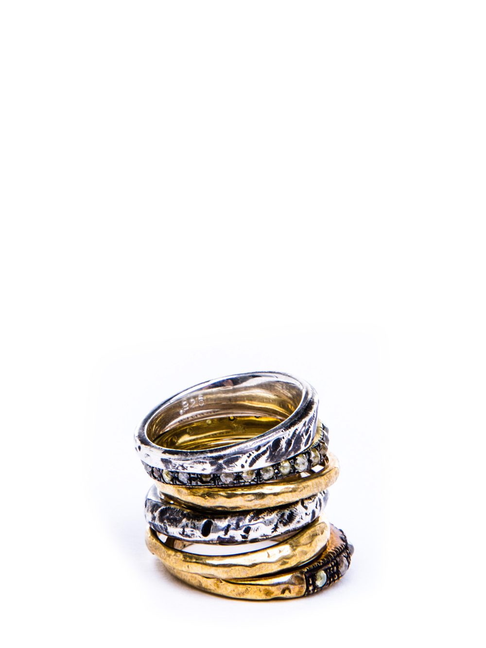 ENKI 6 BAND RING image