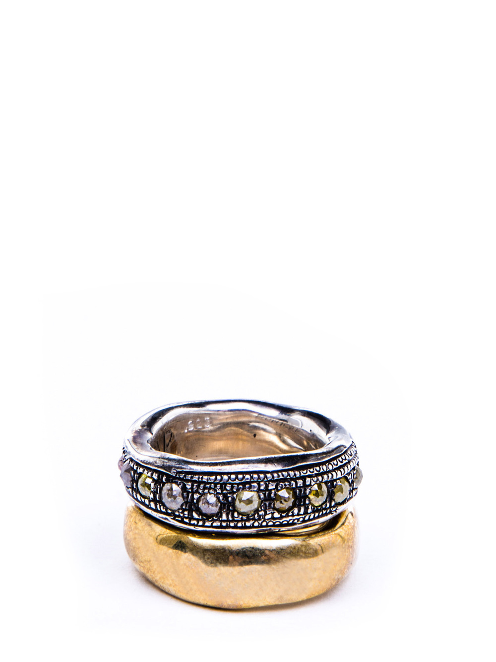 ENKI 2 BAND RING image