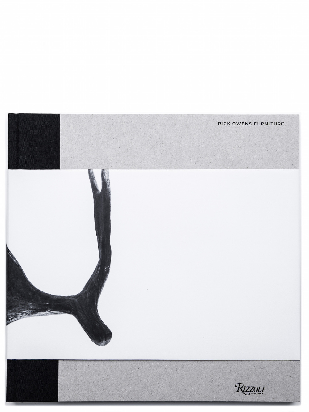 RICK OWENS FURNITURE BOOK