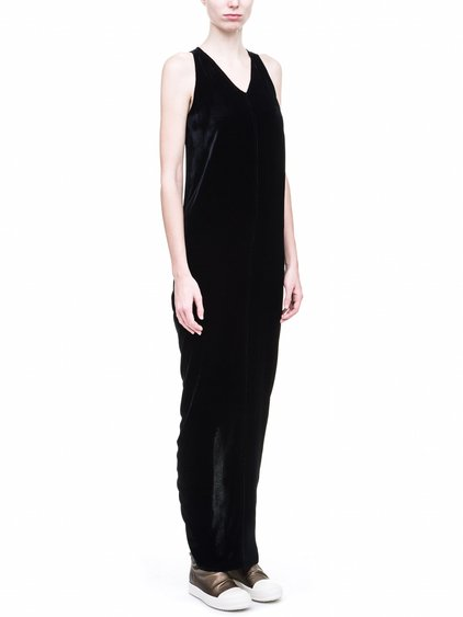 RICK OWENS MOODY TANK GOWN