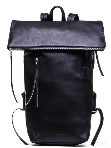 RICK OWENS DUFFLE BACKPACK