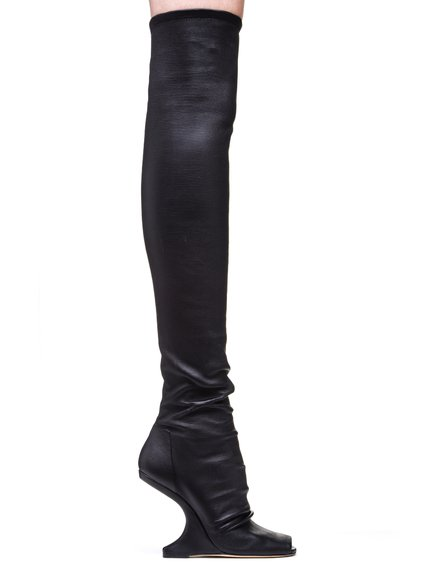 RICK OWENS STOCKING BOOTS