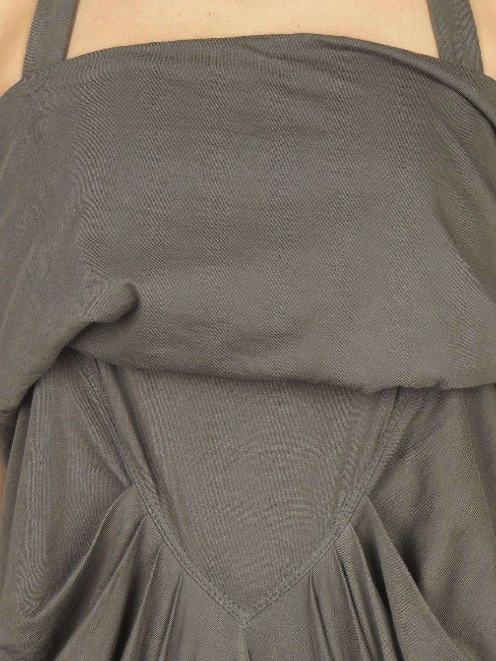 RICK OWENS DRKSHDW - BUSTIER DRESS