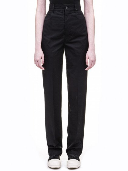 RICK OWENS DUSTULATOR PANTS