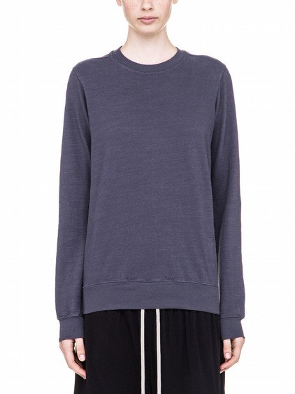 RICK OWENS CREWNECK SWEAT