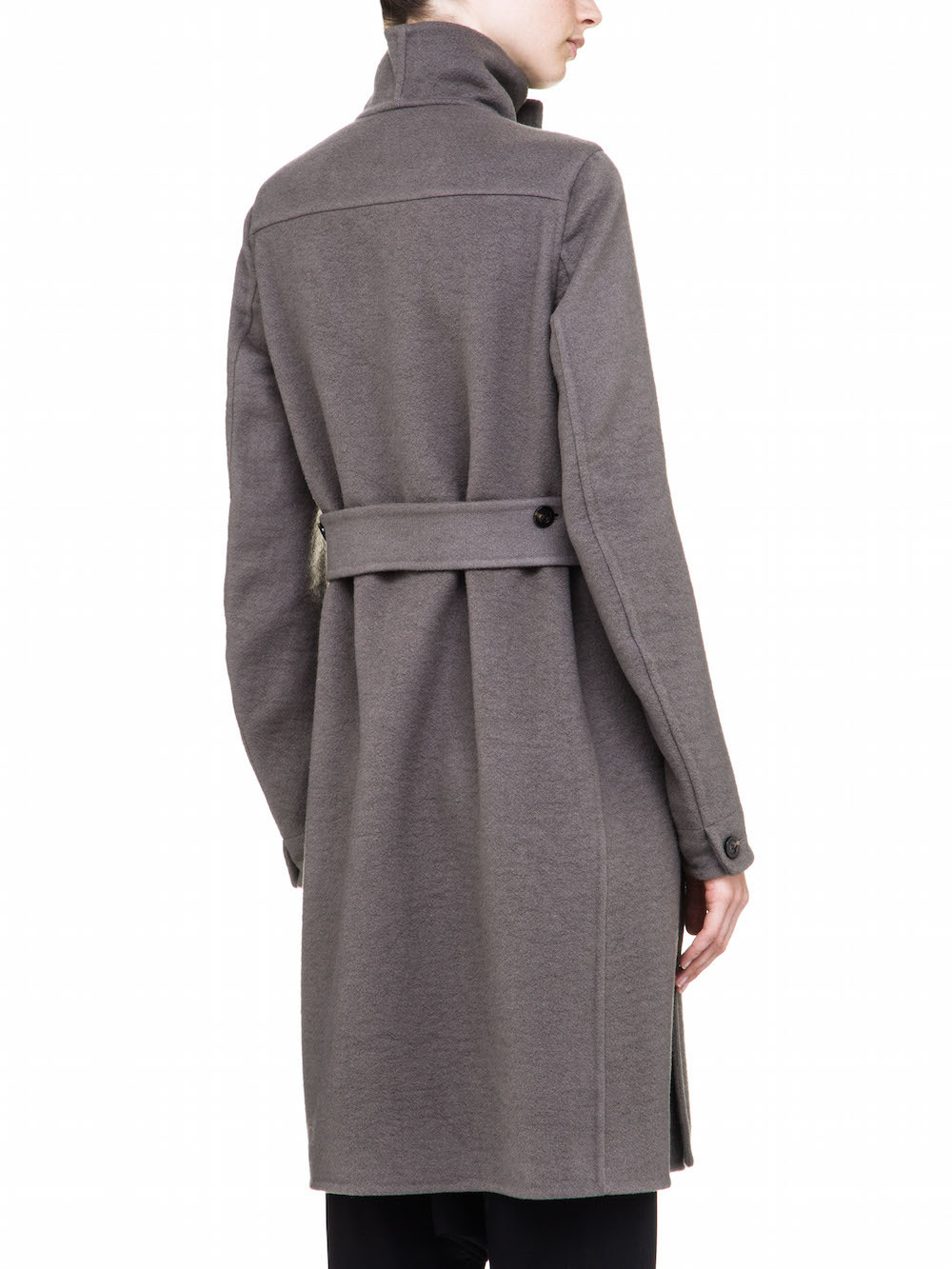 RICK OWENS  FALL WINTER COAT