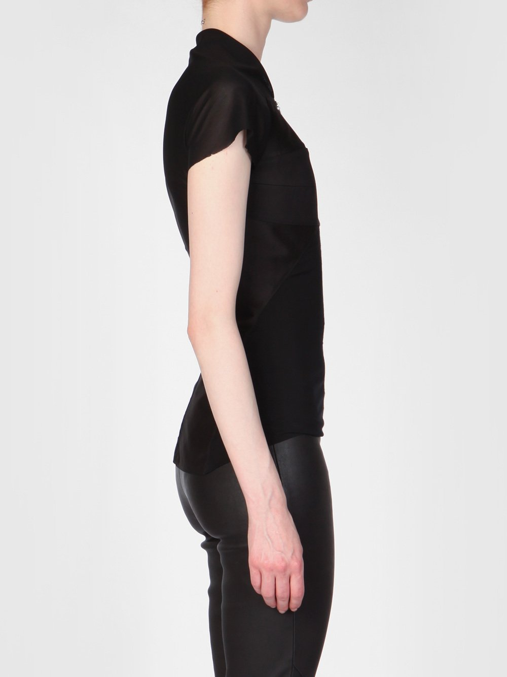 RICK OWENS - BUSTIER