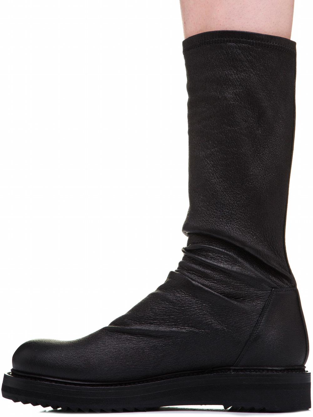 Rick Owens Sock Creeper Boots Sortie Avec Paypal YoQQAsFm