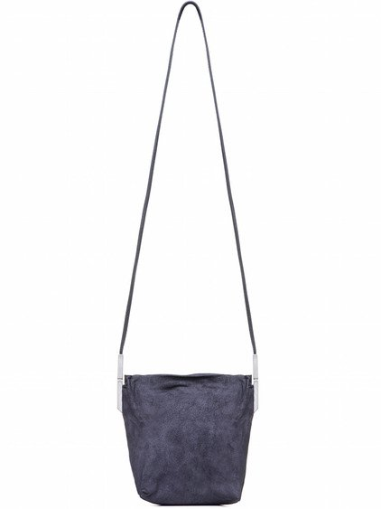 RICK OWENS SMALL ADRI BAG IN PURPLE