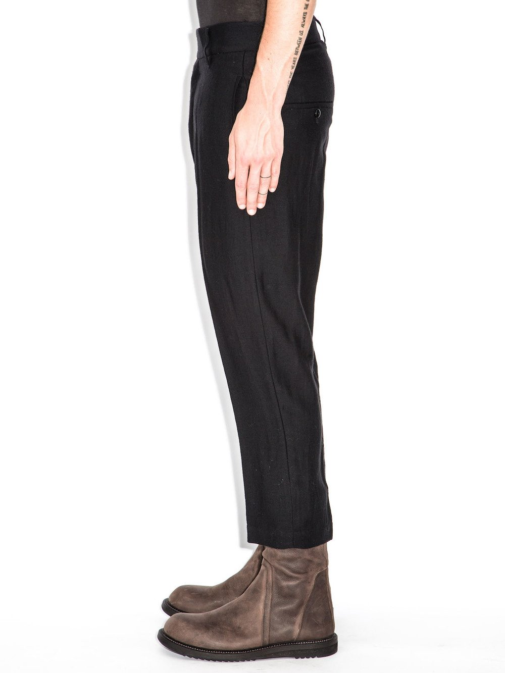 rick owens fw14 trousers