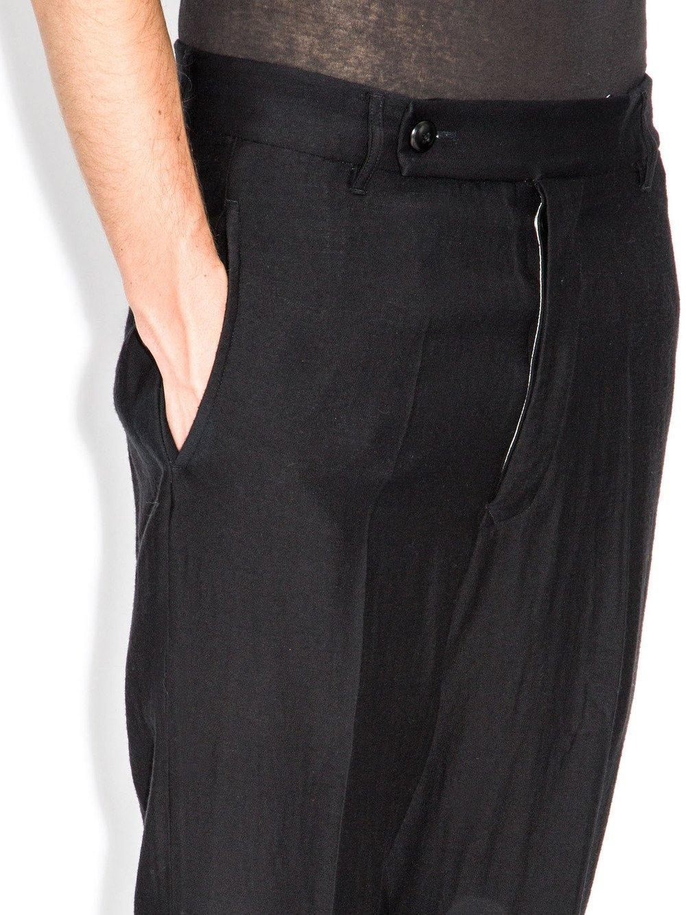 rick owens baggy trouser