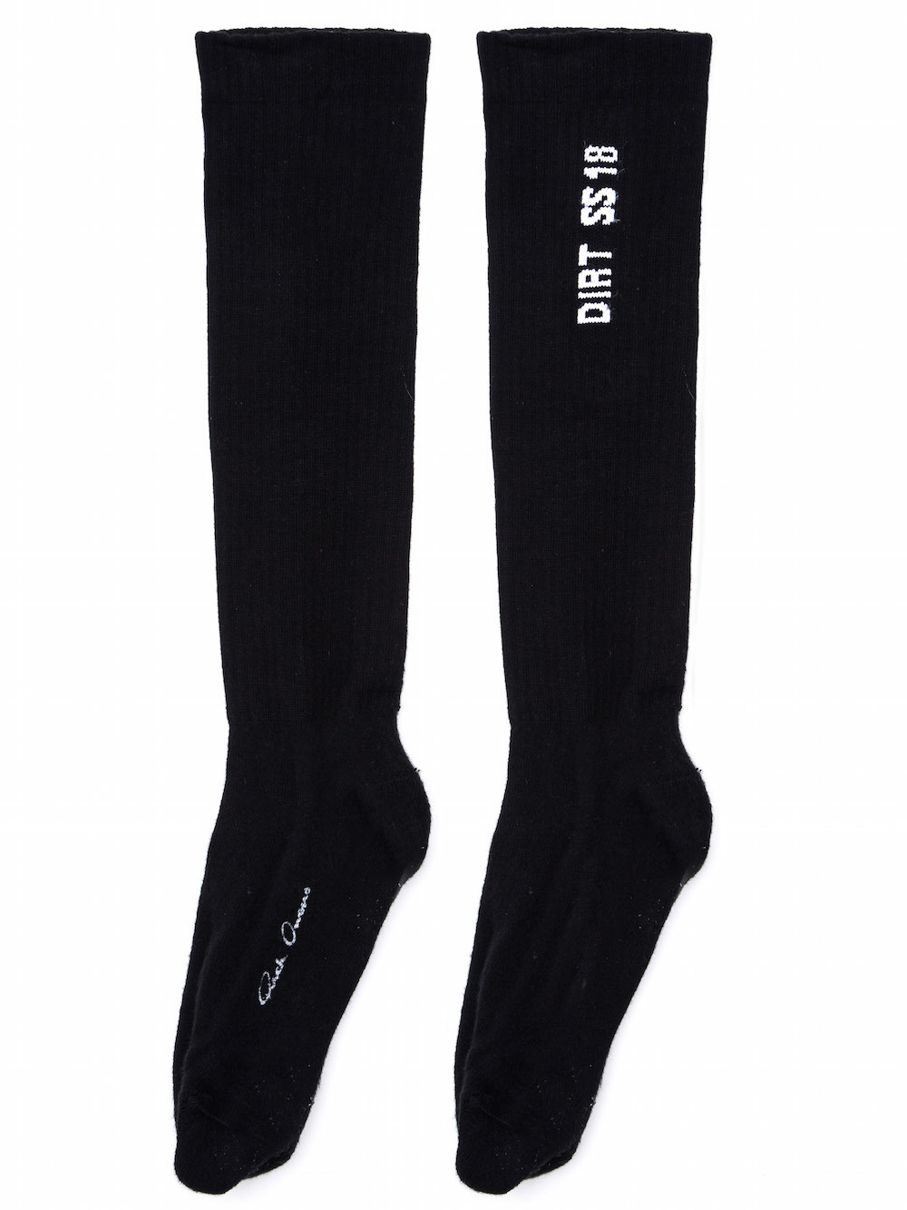 Rick Owens SS18 Dirt socks tncBaZ
