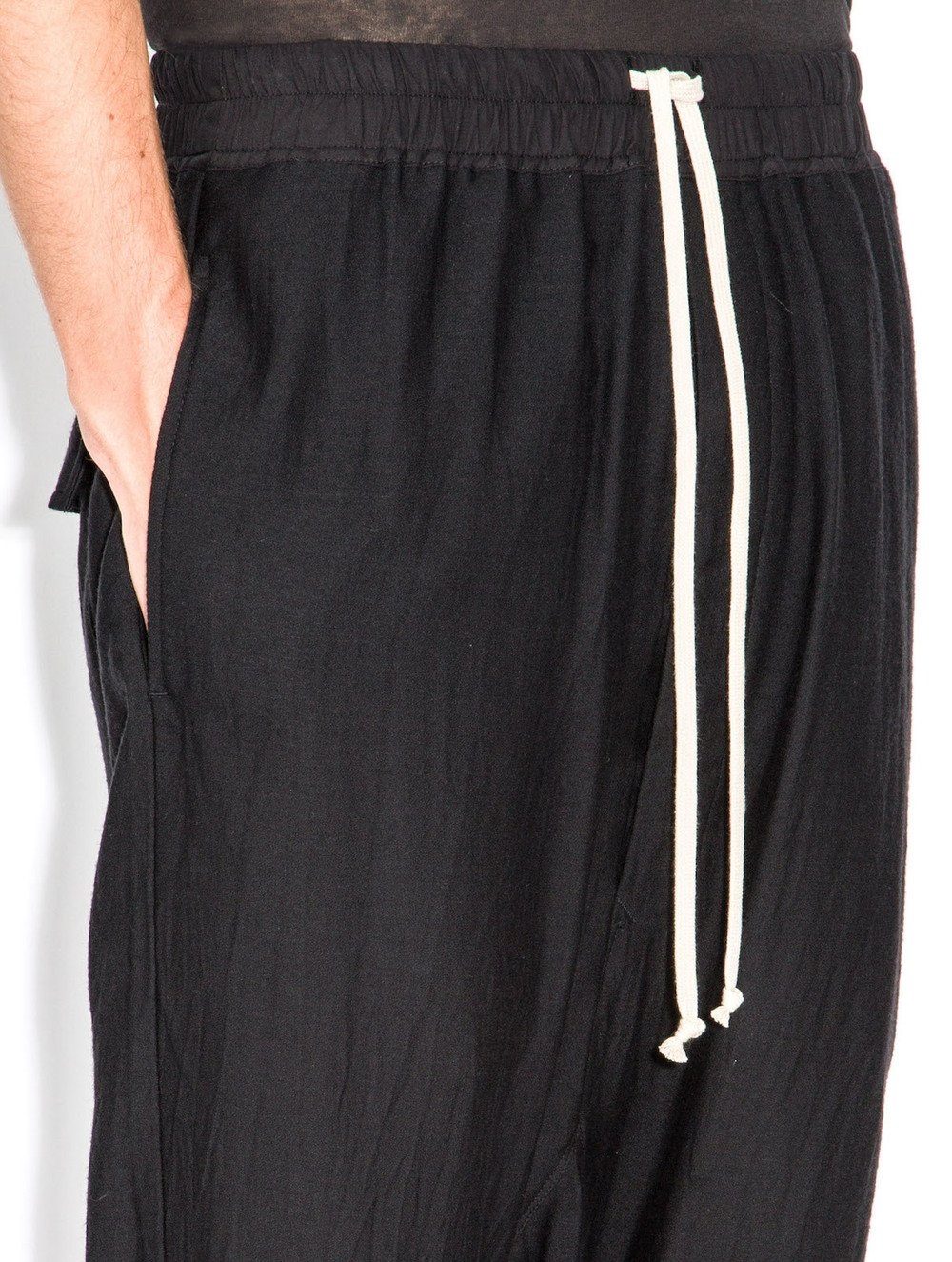rick owens fw14 shorts
