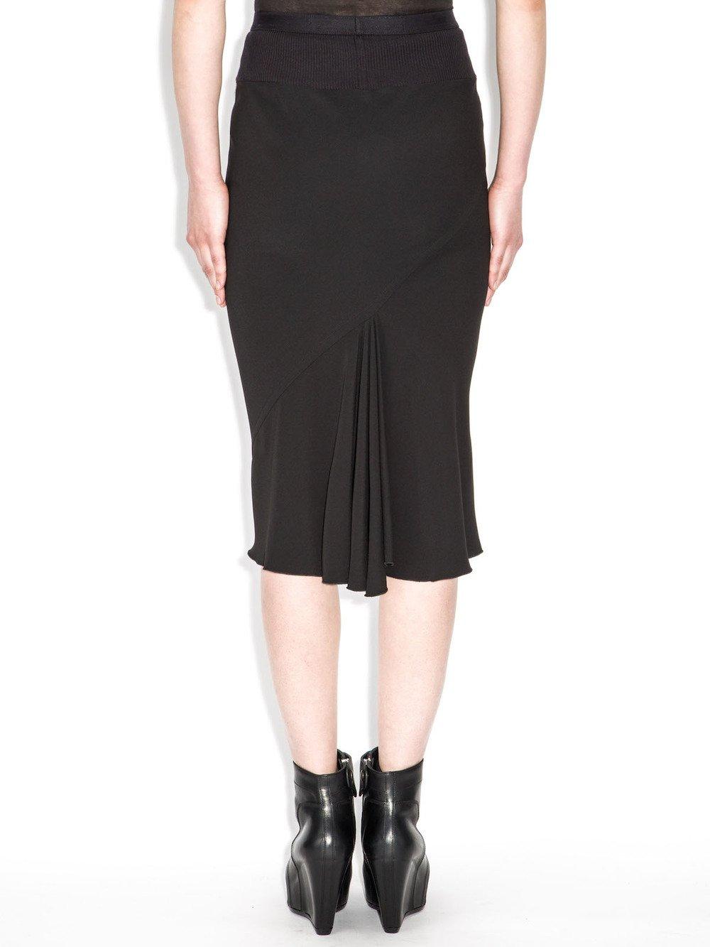 black skirt fw14
